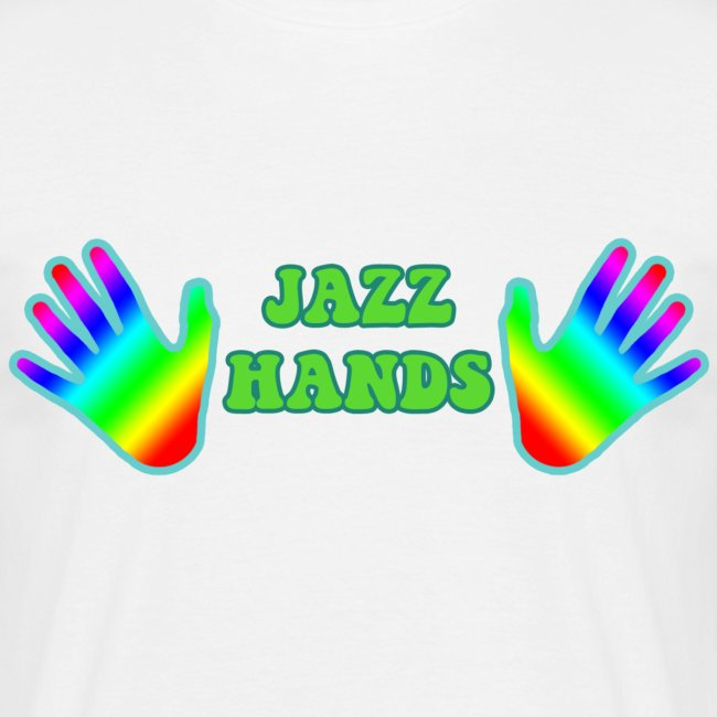 Jazz Hands Mens Standard
