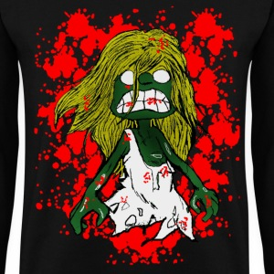 zombie Sweat-shirts - Sweat-shirt Homme