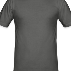 Knowledge Bags & Backpacks - Men's Slim Fit T-Shirt