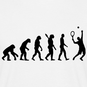 Evolution Tennis T-Shirts - Männer T-Shirt