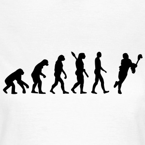 Evolution Lacrosse T-Shirts - Frauen T-Shirt