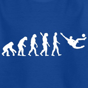 Evolution Fussball Kinder T-Shirts - Kinder T-Shirt