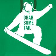 Design ~ Mens Grab Tail Hoody