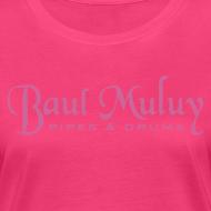 Motiv ~ Bio-Shirt mit Glitzerdruck, pink