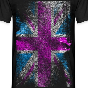 Union Jack T-skjorter - T-skjorte for menn