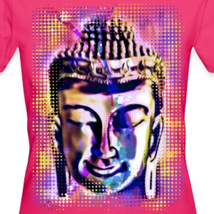 THAI BUDDHA color T-Shirts - Women's Organic T-shirt