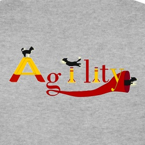 Agility: 3x Border Collie Sweat-shirts - Sweat-shirt Homme