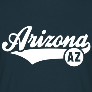 Arizona AZ T-Shirt - Mannen T-shirt