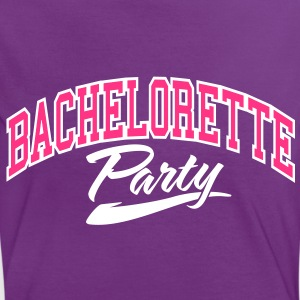 bachelorette party T-Shirts - Frauen Kontrast-T-Shirt
