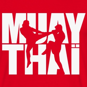 Muay thai logo T-Shirts - Men's T-Shirt