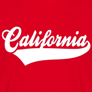 California T-Shirt WR - Mannen T-shirt