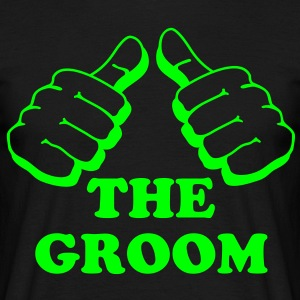 I´m the groom - Men's T-Shirt