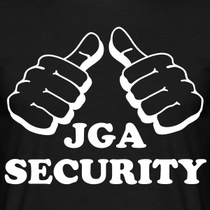 JGA Security - Männer T-Shirt