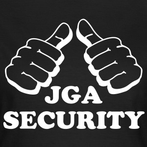 JGA Security - Frauen T-Shirt