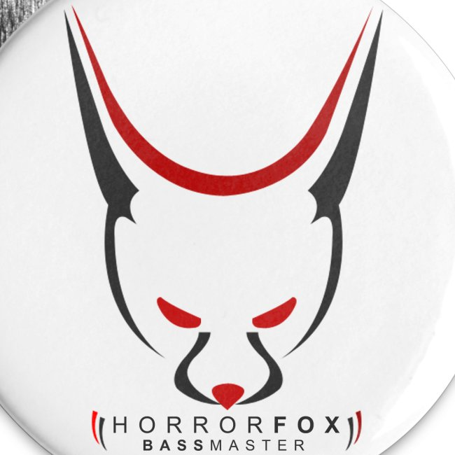 HorrorFox Small Buttons [5 Pack]