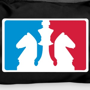 Disziplin Chess Logo Bags  - Duffel Bag
