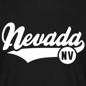 Nevada NV T-Shirt WB - Mannen T-shirt