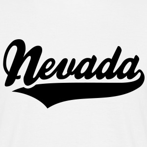 Nevada T-Shirt BW - Mannen T-shirt
