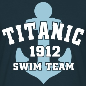 Titanic 1912 SwimTeam T-Shirts - Men's T-Shirt