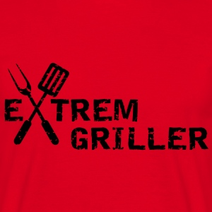 Extrem Griller Tee shirts - T-shirt Homme