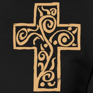 cross T-Shirts - Men's T-Shirt
