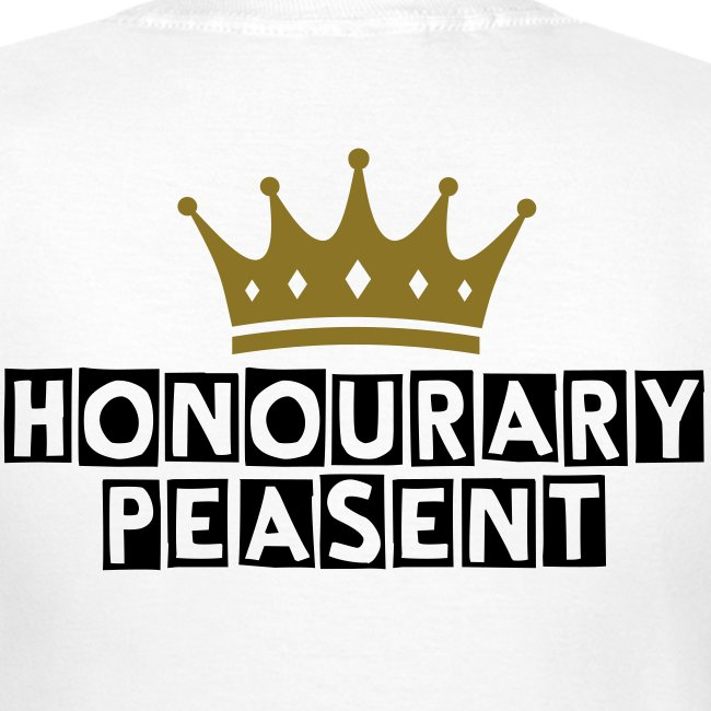 Honourary Wench Peasent!