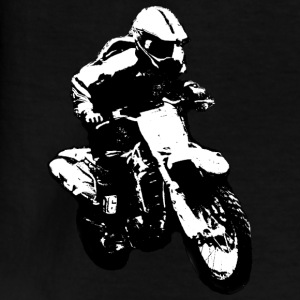 enduro-black Shirts - Teenager T-shirt