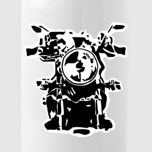 motorbike Bottles & Mugs - Water Bottle