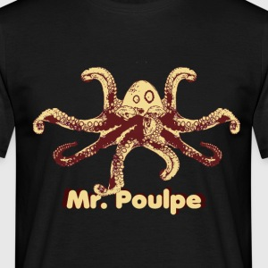 mr poulpe homme - T-shirt Homme