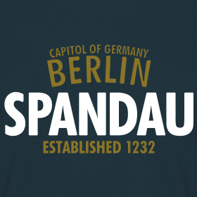 Motiv ~ Capitol Of Germany Berlin - Spandau Established 1232