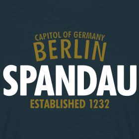 Motiv ~ Capitol Of Germany Berlin - Spandau Established 1232