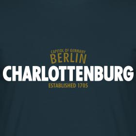 Motiv ~ Capitol Of Germany Berlin - Charlottenburg Established 1705