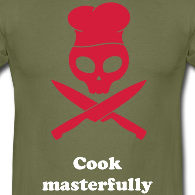 cook masterfully