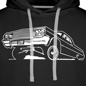 Lowrider Sweat-shirts - Sweat-shirt à capuche Premium pour hommes