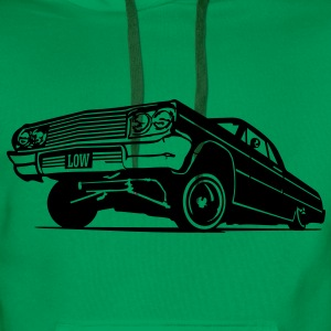 cb15_lowrider Sweat-shirts - Sweat-shirt à capuche Premium pour hommes