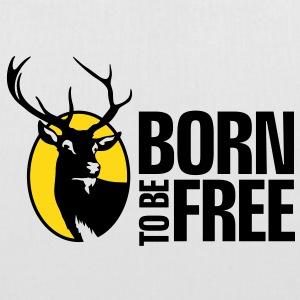 Born To Be Free 5 (3c)++ Bags  - Tote Bag