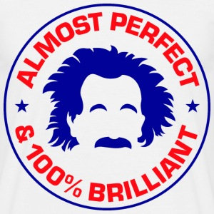 Almost Perfect 2 (dd)++ T-shirts - T-shirt herr