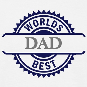 worlds best (1c) T-Shirts - Männer T-Shirt