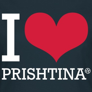 I LOVE PRISHTINA - Frauen T-Shirt