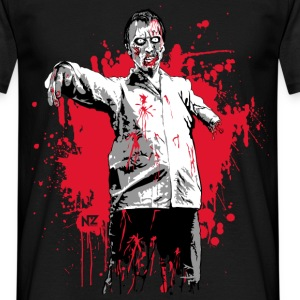 zombie Tee shirts - T-shirt Homme