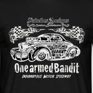 One armed Bandit - Männer T-Shirt
