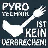 Motiv ~ Karlsruhe, Pyrotechnik