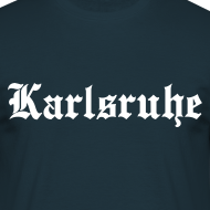 Motiv ~ Karlsruhe, Fußballfans