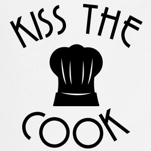 Kiss the cook - Tablier de cuisine