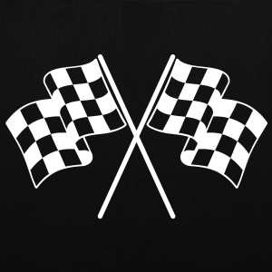 Checkered Flags Bags  - Tote Bag