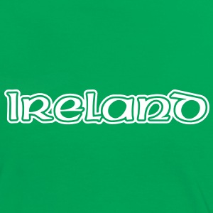 Ireland T-Shirt - Frauen Kontrast-T-Shirt