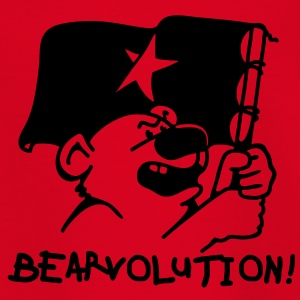 Bear Revolution Barn-T-shirts - T-shirt barn
