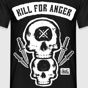 Kill For Anger - Camiseta hombre