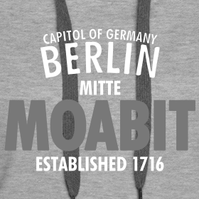 Motiv ~ Capitol Of Germany Berlin - Moabit