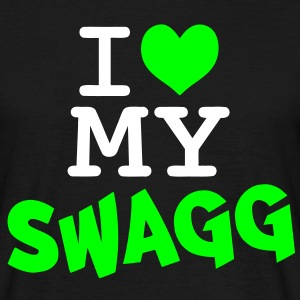 I love my swagg Tee shirts - Tee shirt Homme